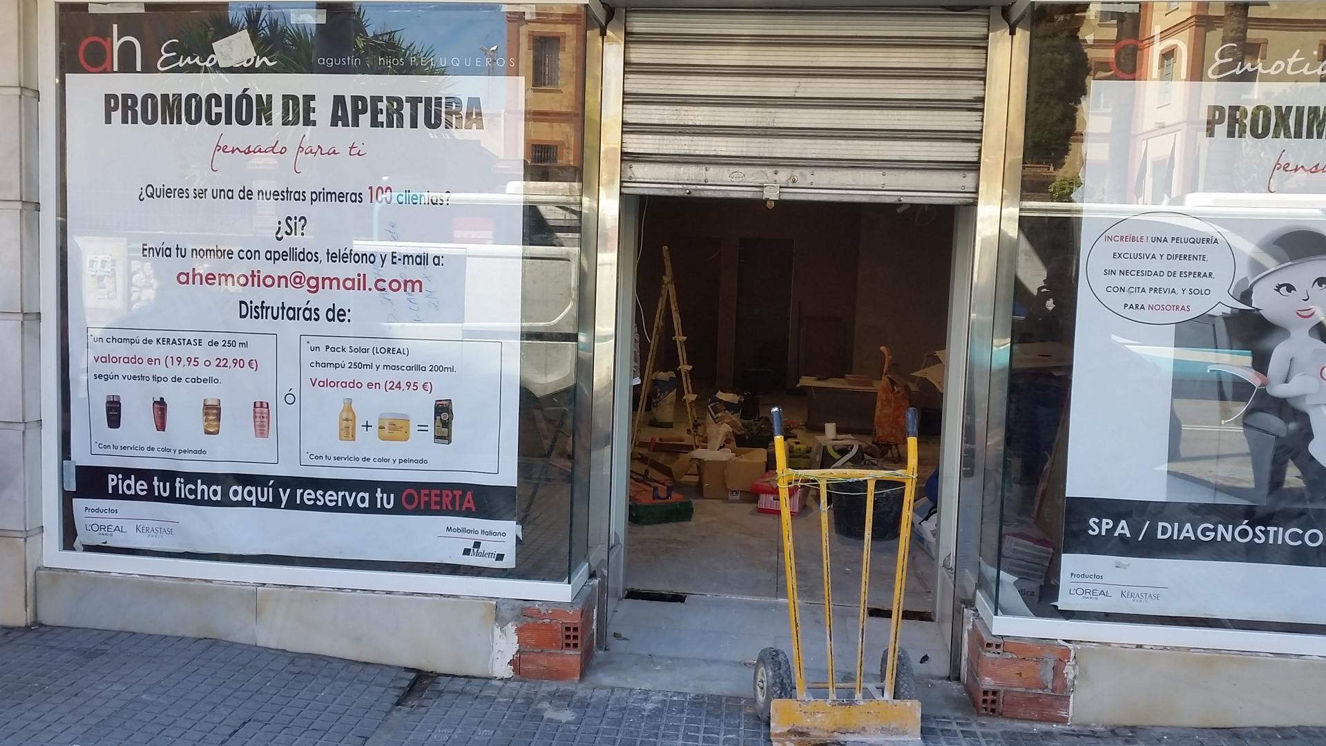 empres de reformas Refomas Locales Comerciales Malaga